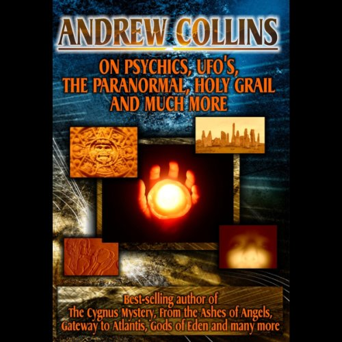 Andrew Collins audiobook cover art