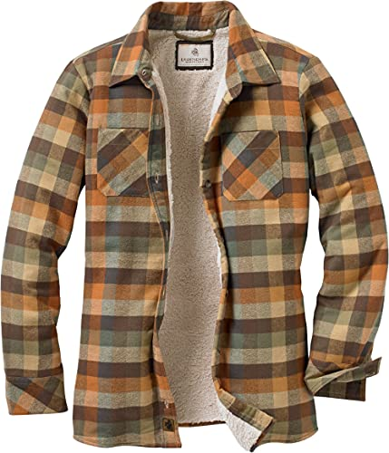 Legendary Whitetails Women's Standard Open Country Shirt Jacket, Rustic, Small
