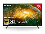 TV Sony 43' 4K UHD|HDR - X1 4K HDR Processor - Android TV (2020)