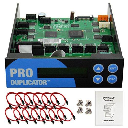 Produplicator 1-11 Blu-ray CD/DVD/BD SATA Duplicator Copier Controller + Cables, Screws & Manual