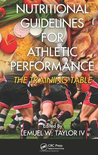 By x Nutritional Guidelines for Athletic Performance: The Training Table Hardcover -...