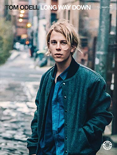 Tom Odell: Long Way Down: Songbook für Klavier, Gesang, Gitarre: Piano/Vocal/Guitar (Faber Edition)