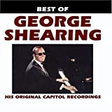 "album cover: ""Best of George Shearing"""