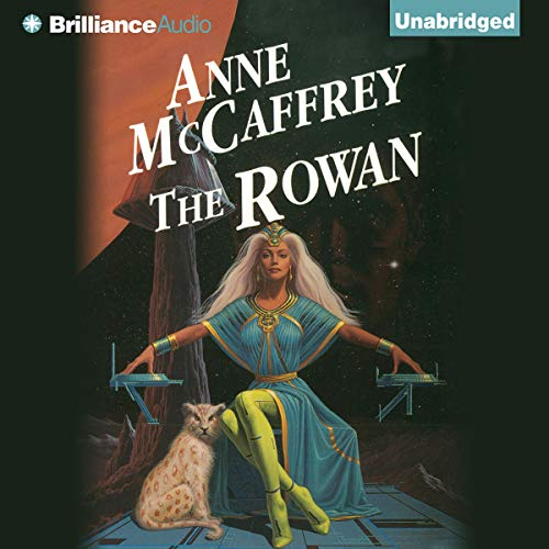 The Rowan audiobook cover art