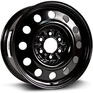 RTX, Steel Rim, New Aftermarket Wheel, 18X7.5, 6X135, 87.1, 40, Black finish X45515