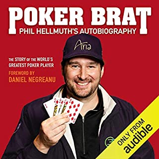 Poker Brat audiobook cover art