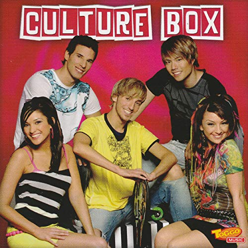 Welcome to the Culture Box