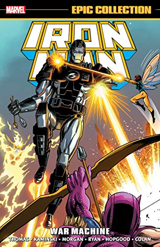 Iron Man Epic Collection: War Machine (Iron Man (1968-1996)) (English Edition)
