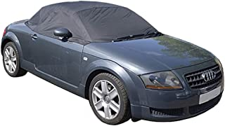 North American Custom Covers Compatible Soft Top Roof Protector Half Cover for Audi TT Mk1