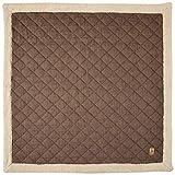 Azumaya Kotatsu Futon Square (75 x 75 Inches) Brown KK-101BR 100% Polyester Fabric