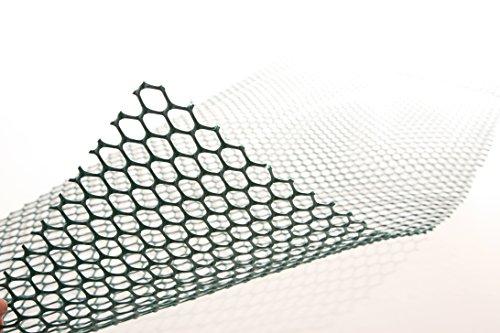 TERRAM TurfProtecta® Rasenschutzgitter Premium 660g/m², 2m x 10m, grün