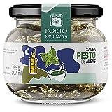 Porto Muiños Salsa Pesto de Algas - 212 gr