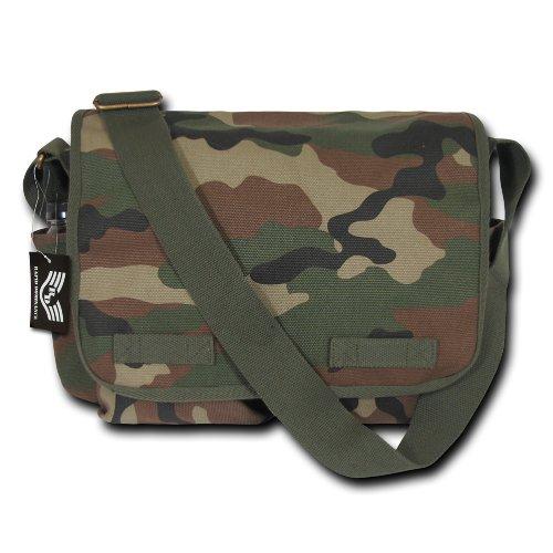 Rapiddominance Classic Messenger Bag, Woodland
