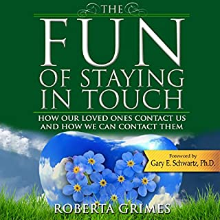 The Fun of Staying in Touch audiobook cover art