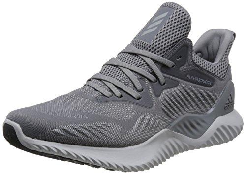 adidas Alphabounce Beyond, Zapatillas de Entrenamiento Hombre, Gris (Gretwo/Gretwo/Greone Gretwo/Gretwo/Greone), 46 2/3 EU
