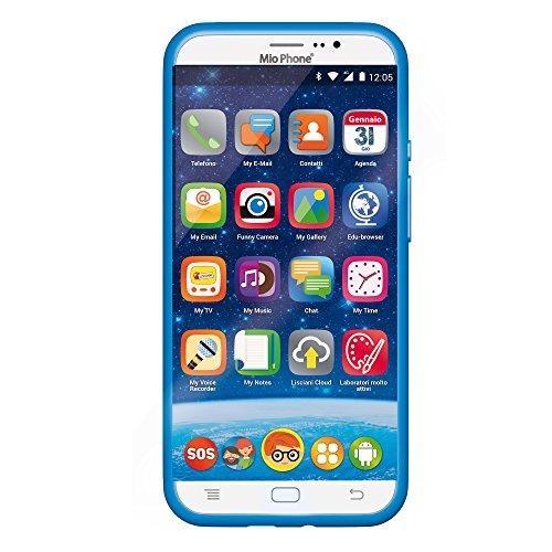 Liscianigiochi-Mio Phone 5' 2018 4G-LTE Edizione Speciale, Multicolore, 68487