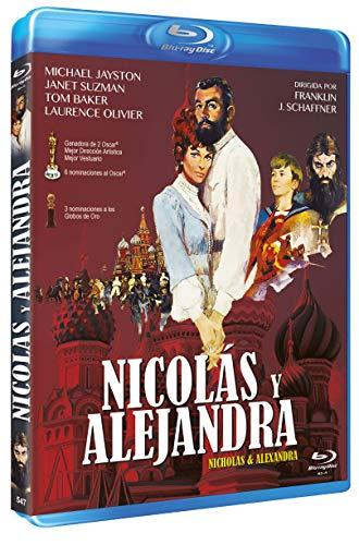 Nicolas y Alejandra BDr 1971 Nicholas and Alexandra [Blu-ray]