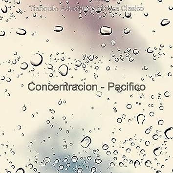 Concentracion - Pacifico
