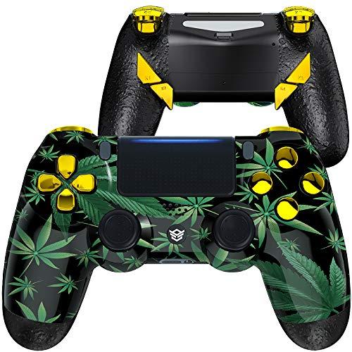 HexGaming Esports Edge Customized Controller for PS4 Elite Controller...