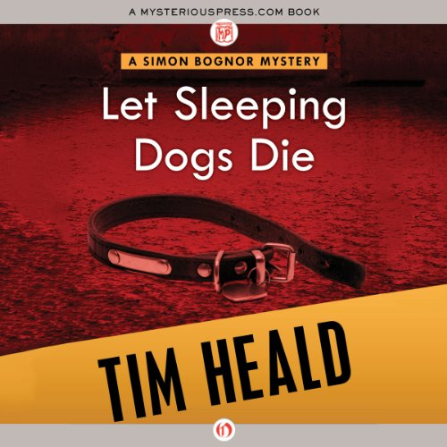 Let Sleeping Dogs Die audiobook cover art