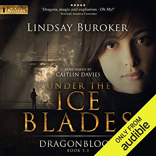 Couverture de Under the Ice Blades