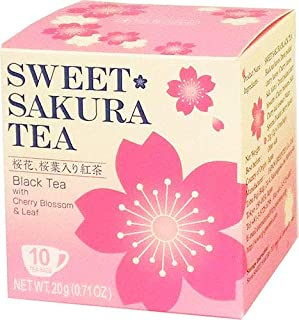Sweet Sakura Black Tea (3 Boxes)