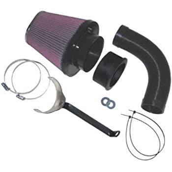 Guaranteed to Increase Horsepower: 50-State Legal: 2002-2006 MINI 57A-6006 Cooper S K/&N Cold Air Intake Kit: High Performance