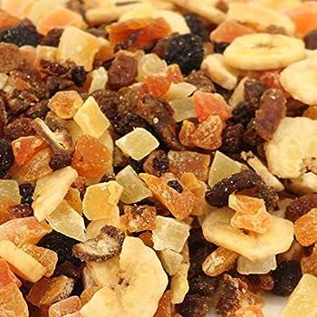 Mélange de fruits secs Tidymix, friandises pour perroquet, 500g, qualité comparable à l'alimentation humaine