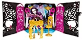 Monster High - Fiesta monstruosa, Pack de muñeca con Altavoz, Conector MP3 y Accesorios (Mattel Y772...