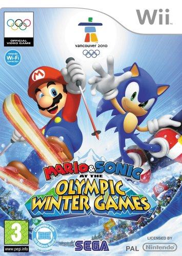Mario & Sonic at the Olympic Winter Games (Wii) [Importación inglesa]
