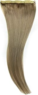 Maxy #913 Ash Blonde Clip In 100% Human Hair Extensions 20