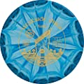 Westside Discs Origio Burst Harp Disc Golf Putter | Overstable Frisbee Golf Putt and Approach Disc | 170g Plus | Stamp Colors Will Vary (Blue/White)