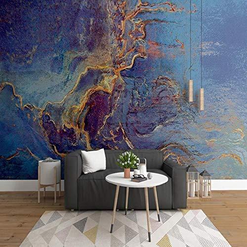 3D vliesbehang foto vlies premium fotobehang Scandinavisch abstract aquarel landschap achtergrond behang wandschilderij 3D 300*210cm #003