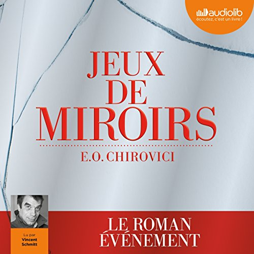 Jeux de miroirs audiobook cover art