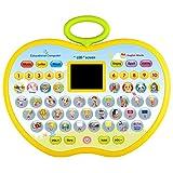 Jouets Cadeau pour 1 Ans Fille, Jouets d'apprentissage pour 1-3 Ans Garçons Jouets de La Tablette de Bébé pour 2 Ans Fille Toddler Apple Jouet Informatique pour 2-3 Kid Cadeau