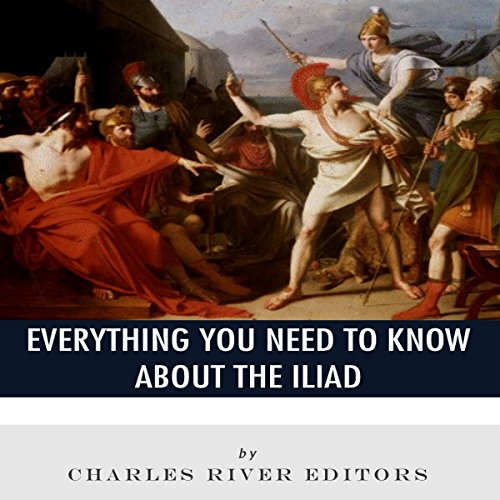 Everything You Need to Know About the Iliad audiobook cover art