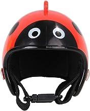 Hennen-Helm Huhn-Sicherheitshelm AOLIAY 4-teiliges Haustier-Helm mit Sichtschutz Vogelhut lustiger Schutzhelm Kopfbedeckung