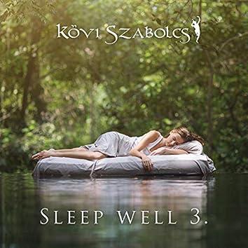 Sleep Well, Vol. 3 (Sleeping Music for Kids and Adults)