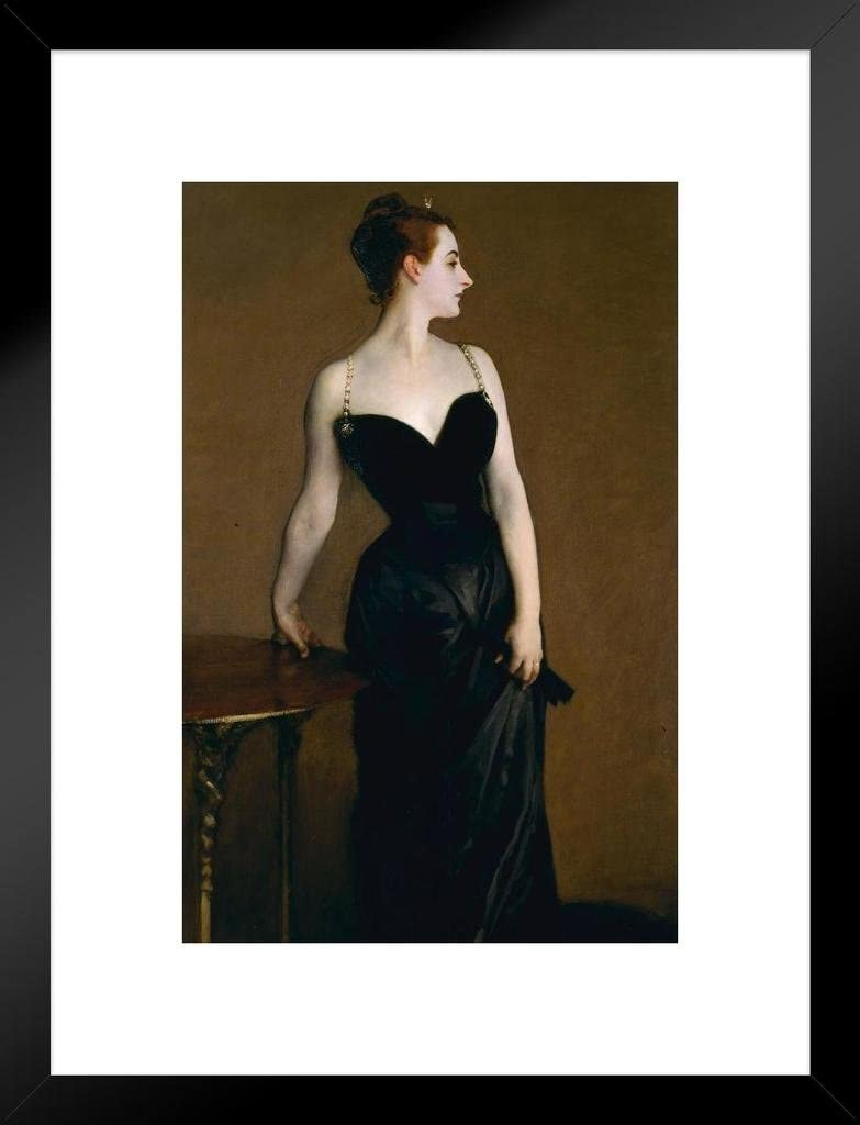 John Singer Sargent Portrait National In a popularity uniform free shipping of Realism Madame Paintin X