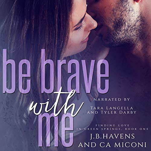 Be Brave with Me cover art