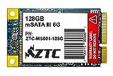 ZTC 128GB Bulwark V2 mSATA 6G 50mm Enhanced SSD Solid State Drive Model ZTC-MS001-128G