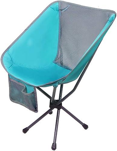 XBZDY Tabouret Pliant en Plein Air, Chaise Pliante en Forme De Dossier, Dossier Auto-Conduite, Chaise De Camping, Barbecue