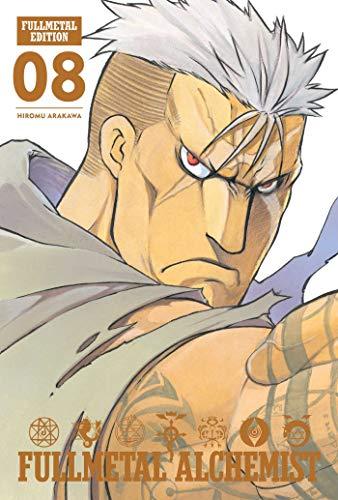 Fullmetal Alchemist: Fullmetal Edition, Vol. 8