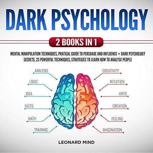 Dark Psychology  By  cover art