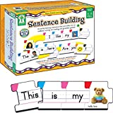 Key Education Sentence Building for Kids—Sight Word Builder for Early Reading, Speech, W...