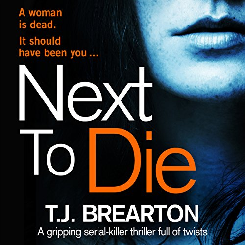 Next to Die audiobook cover art