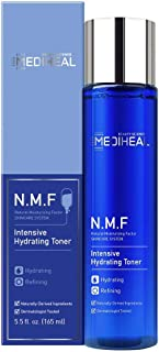 MEDIHEAL [US Exclusive Edition] - N.M.F Intensive Hydrating Toner, No.1 Korean Skincare Brand, 5.5 fl.oz (165ml)