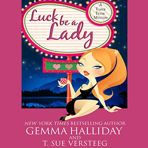 Luck Be a Lady audiobook cover art