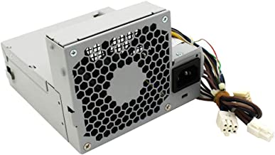 S-Union New 240W Power Supply for HP Elite 8000 8100 8200 SFF Pro 6000 6005 6200 Compatible Part Number CFH0240EWWB 611482-001 508151-001 613763-001 611481-001 613762-001 503375-001