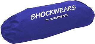 Outerwears 06-10 Yamaha RAPTOR700 Shockwears Rear Shock Cover (Rear/Blue)